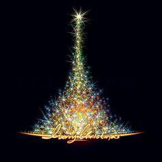 Sweet Christmas Tree graphic!