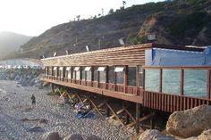 Chart House Restaurant  18412 Pacific Coast Hwy, Malibu, CA 90265  Mud pie!