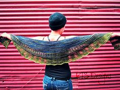 Image result for half full moon shawl
