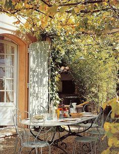 Um jardim para cuidar: Comer na rua ..
