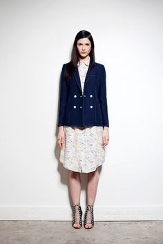 Band of Outsiders | Resort 2013 Collection | Vogue Runway
