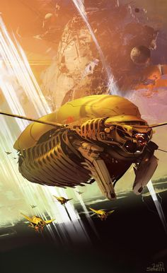 324 Best Sci Fi Images In 2019 Spaceships Concept Art Conceptual Art