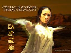 El Tigre y el Dragón  #film #pelicula #cine