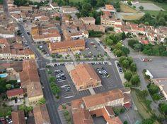 Samatan, France.