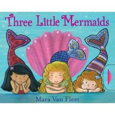 Number eight (with the sneaky seahorses) is her favorite.