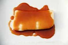 Miel con quesillo dessert in Loja
