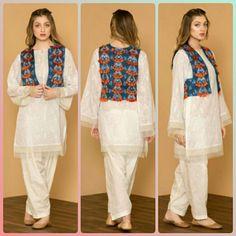 Pakistani Fancy Dresses, Pakistani Fashion Casual, Pakistani Dress Design, Pakistani Outfits, Kurta Designs Women, Kurti Neck Designs, Blouse Designs, Dress Designs, Frock Fashion