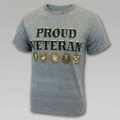 73ad2fec75 Armed Forces Gear | Official Army, Navy, Air Force and Marines Apparel. Navy  VeteranVeteran T ShirtsMilitary VeteransMarine ...
