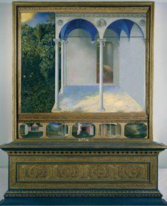 José Manuel Ballester  - L'Annonciation de Fra Angelico