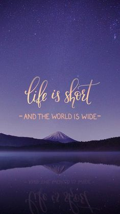 Life is short // wallpaper, backgrounds for your iphone or galaxy s. - Life is short // wallpaper, backgrounds for your iphone or galaxy smartphone Estás en - New Quotes, Happy Quotes, Inspirational Quotes, Qoutes, Wisdom Quotes, Iphone Wallpaper Quotes Inspirational, Chill Quotes, Lost Quotes, Heart Quotes