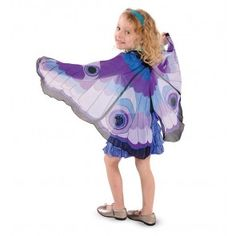 These Fantasy Butterfly Wings feature patterns similar to the buckeye butterfly. Elastic shoulder straps and finger loops for spreading the wings. Butterfly Party, Butterfly Wings, Educational Toys For Kids, Kids Toys, Buckeye Butterfly, Outdoor Toys For Kids, Eco Kids, Building For Kids, Gifts For Girls