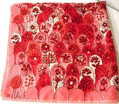 Pinks + Reds, love it