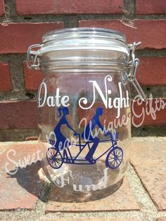 Fund Jars On Etsy 1200 Daughter In Law Gifts Future Shower