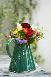 Creative Company | Flowers Simply Beautiful: A bunch of flowers in a jug