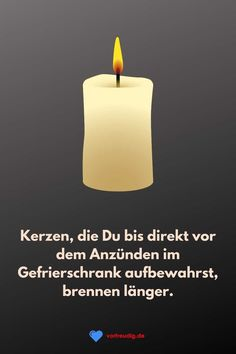 So brennen Kerzen deutlich länger #lifehacks #weihnachten #kerzen Lifehacks, Candles, Paper, Sustainable Ideas, Chewing Gum, Handy Tips, Home Remedies, Christmas, Life Cheats