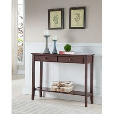 Found it at Wayfair - Clairsville Console Table