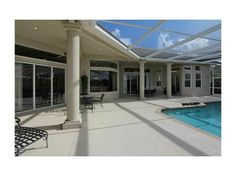 4617 Rue Bordeaux Lutz, FL: We love the way this spacious pool deck flows from different rooms of this house. See more of this 4 Bed 3.1 Bath 3,609 SqFt Tampa Bay home for sale: http://www.smithandassociates.com/property/24469904