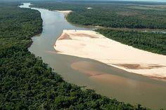Rio Araguaia Brasil  Site dessa imagem  belezasdecocalinho.blogspot.com