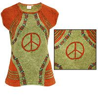 Peace Festival Top at The Animal Rescue Site