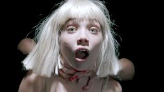 "Maddie Ziegler starred in Sia's music video ""Big Girls Cry"" [2015]"