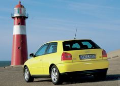 1998 Audi A3 3 door