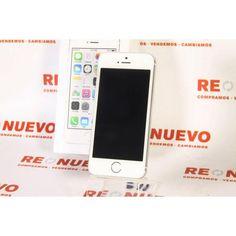 #Móvil #IPHONE #5S #LIBRE #16GB E267127 de segunda mano #segundamano