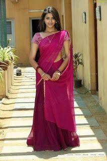 Pooja Jhaveri Glam Stills - Dwaraka Movie Heroine Pooja Jhaveri Photos Beautiful Girl Indian, Most Beautiful Indian Actress, Beautiful Saree, Most Beautiful Women, Saris, Beauty Full Girl, Beauty Women, Indian Girl Bikini, Saree Photoshoot