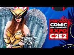 C2E2 Cosplay Music Video 2016 - YouTube