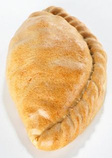 """is a Cornish Pasty. That's 'pasty' with a hard, short """"A"""" as in 'magic', not 'pasty' with a long """"A"""" as in 'mayday'. Food Definition, Great Recipes, Favorite Recipes, Cornish Pasties, Pie In The Sky, Potato Pie, Cornwall England, Pie Dish, Finger Foods"""