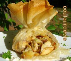 Vol Au Vent, Fine Dining, Baked Potato, Entrees, Garlic, Potatoes, Vegan, Chicken, Baking