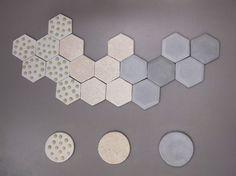 Tiles for the Bathroom - Kanami Takeda