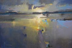 Clearing Storm, Peter Wileman