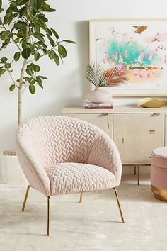 Brick Red GOLDEN BEACH Set of 2 Elegant Velvet Dinning Chair Mid-Back Support Accent Arm Chair Modern Leisure Upholstered Chair with Gold Plating Legs