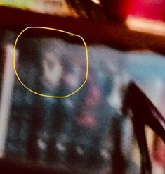 Some poor child in reflection of the bookcase I noticed as I heard a soft voice call out Mama. Real Ghost Photos, Ghost Pictures, Haunted Happenings, Best Ghost Stories, Ghost Sightings, Creepy Ghost, Paranormal Photos, Spooky Places, Real Ghosts