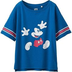 UNIQLO Women's Disney Project Graphic T-Shirt