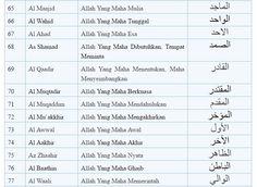 10 Gambar Asmaul Husna Terbaik Qur An Islam Indonesia