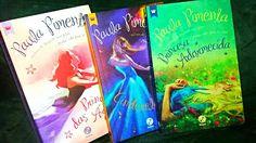 Livros da série Princesas Paula Pimenta