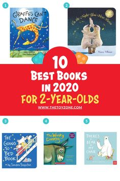 We came up with a list of the top quality books for two-year-olds. These stories are great to read aloud as a way to calm kids down, especially around bedtime. They feature gorgeously colored pictures. Some are classic, some are good learning tools, and others are simply funny. Check out our list to view our favorite picks. Teaching Kids, Kids Learning, Cool Toys For Boys, Best Educational Toys, Beloved Book, 2 Year Olds, Bedtime Routine, Learning Tools, Read Aloud
