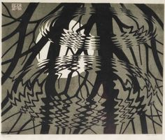 Maurits Cornelis Escher (1898-1972) | Rimpeling; rippled surface (Bool 367) | 20th Century, Prints & Multiples | Christie's