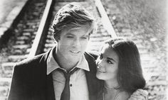 1966: Robert Redford and Natalie Wood