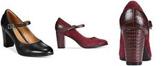 Clarks Collection Women's Bavette Cathy Mary Jane Pumps