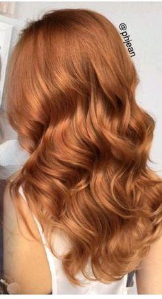 38 ideas hair auburn copper strawberry blonde for 2019 Red Hair Color, Hair Color Balayage, Blonde Color, Auburn Balayage, Red Colour, Blonde Highlights, Hair Colors, Short Red Hair, Strawberry Blonde