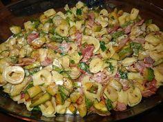 Τορτελίνια με κολοκυθάκια στον φούρνο!! φανταστικό φαγητό !! ~ ΜΑΓΕΙΡΙΚΗ ΚΑΙ ΣΥΝΤΑΓΕΣ