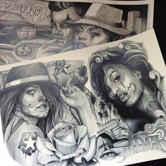Artwork by Antonio Macko Todisco at Milano City Ink in Milan, Italy