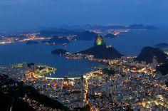 Rio de Janeiro,Eu amo a cidade maravilhosa de paixão!!!