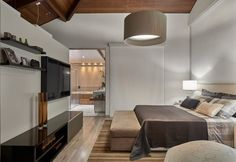 Busca imágenes de diseños de Cuartos estilo moderno de Isabela Canaan Arquitetos e Associados. Encuentra las mejores fotos para inspirarte y crear el hogar de tus sueños.