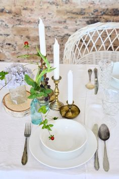 Wesele w lato, czyli luz w gaciach i radość trwania - Table Settings, Table Decorations, Furniture, Home Decor, Projects, Decoration Home, Room Decor, Place Settings, Home Furnishings