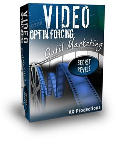 Vidéo Opt'in Forcing