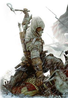 Assassin's Creed III. I love you.
