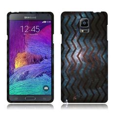"myLife Deep Purple + Space Black Cosmic Heaven Chevron {Heavenly, Ethereal, Modern} 2 Piece Snap-On Rubberized Protective Faceplate Case for the Samsung Galaxy Note 4 ""All Ports Accessible"" myLife Brand Products http://www.amazon.com/dp/B00U7XUND4/ref=cm_sw_r_pi_dp_7xzhvb0ZBD7JP"